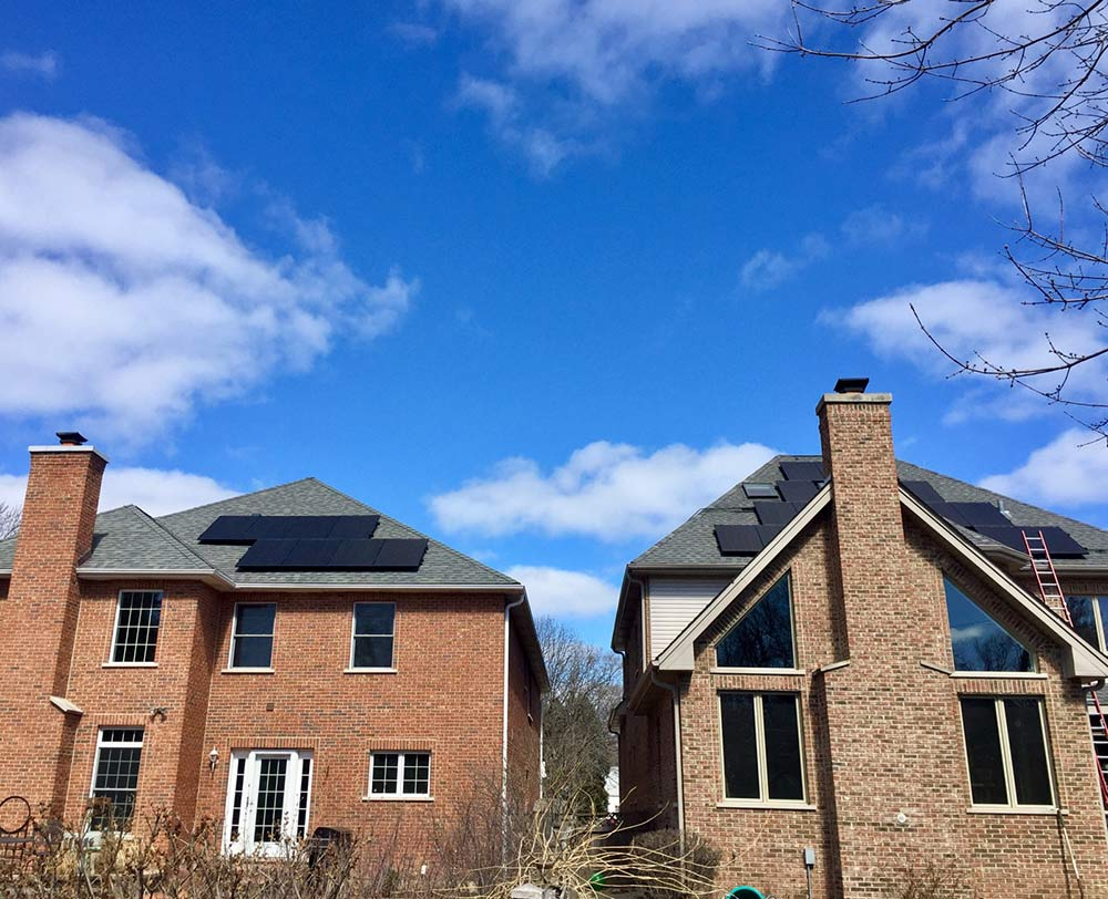 Residential Solar Solutions Chicago Kapital Electric Inc
