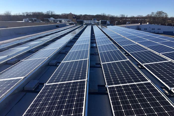 Image result for solar power commercial installations