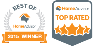 Accoldaed with top Ratings and Winner of Best HomeAdvisor