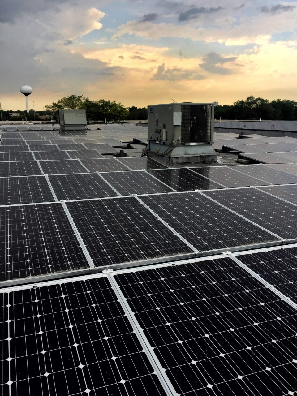 Commercial Solar Solutions Chicago Kapital Electric Inc