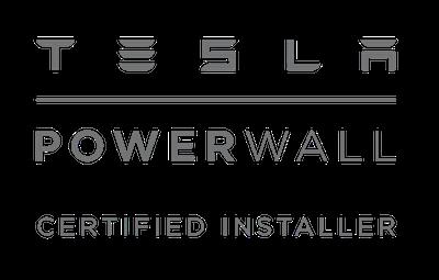 Tesla Powerwall Installer Logo