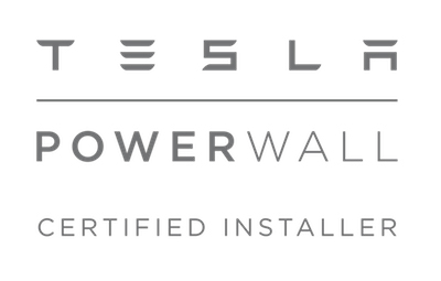 tesla powerwall certified installer logo