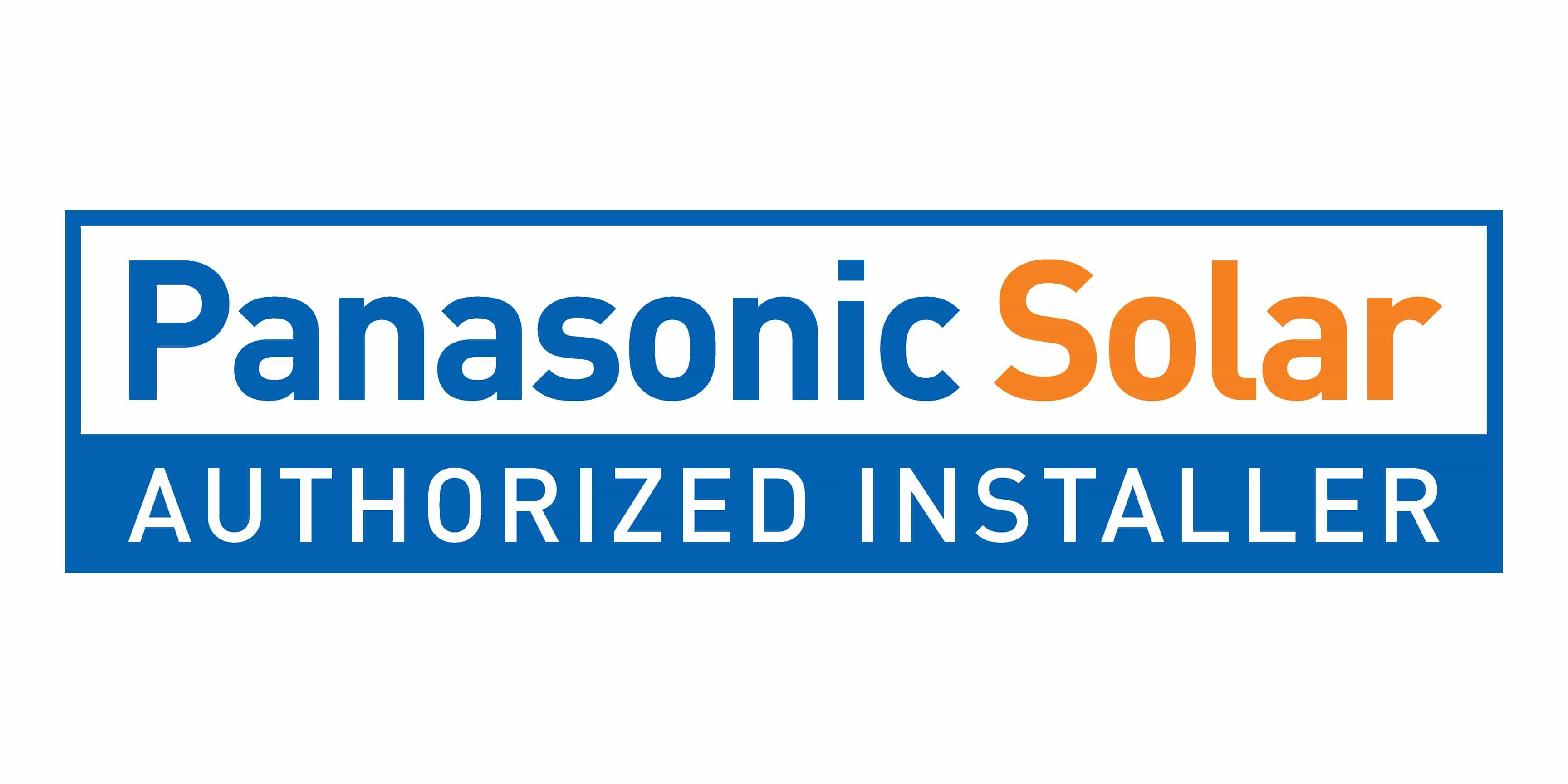 Panasonic Solar Installer Logo